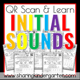QR Scan & Learn~ Initial Sounds