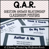 Question - Answer - Relationship (QAR): Question Stem Clas