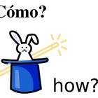 Question Words Song in Spanish