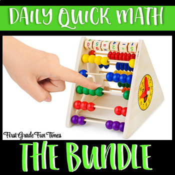 Quick Math - Bundle