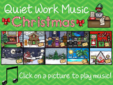 Quiet Work Music At Your Fingertips - Christmas