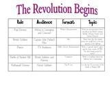 RAFT American Revolution