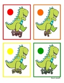 RAWRing for Sight Words Dinosaurs