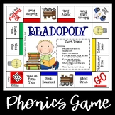 READOPOLY--Short Vowels