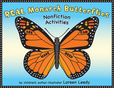 Monarch Butterfly Nonfiction Read & Write Facts, 3D Life C