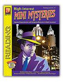 High-Interest Mini Mysteries (Rdg. Level 4-5)