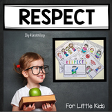 RESPECT For Little Kids Character Education Social Studies Pack