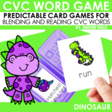 CVC Game ROAR!!  Dinosaur