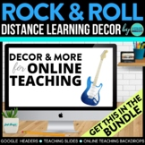 ROCK AND ROLL THEME CLASSROOM KIT ~ PRINTABLES & MORE
