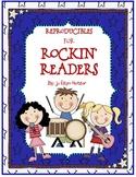 ROCKIN' READERS -NO Prep READER RESPONSE Reproducibles