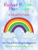 Radiant Rainbow Place Value