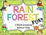 Rain Forest Fun - A Science Unit