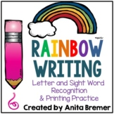 Rainbow Writing