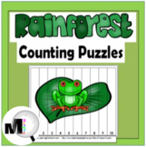 Rainforest Counting Puzzles