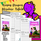 Raising Dragons Theme 3 Trifold Third Grade