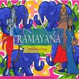Ramayana Epic Poem Frontloading/Activities - ELD/Special N