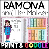 Ramona and Her Mother by Beverly Cleary: Complete Unit of