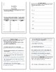 Raymond's Run Lesson Plan, worksheets, key, powerpoints, handouts