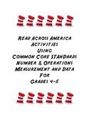 Read Across America Grades 4-5 Common Core Math Standards