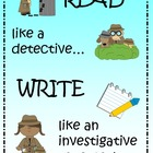 Read Like a Detective, Write Like an Investigative Reporter