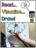 Reading Skills Pack 2: Read, Visualize, Draw Mega Pack
