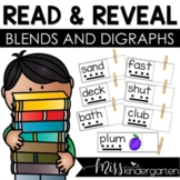 Read and Reveal {CVCC & CCVC words}