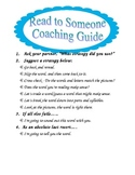 Read to Someone Coaching Guide