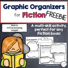 Reader Response Graphic Organizer (Freebie!)