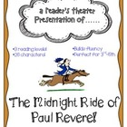 Reader's Theater: The Midnight Ride of Paul Revere (3rd, 4