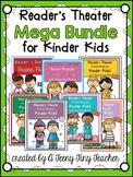 Reader's Theater for Kinder Kids Mega Bundle