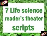 Readers Theater scripts: Six life science scripts