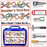Reader's Tool Box of Reading Strategies!
