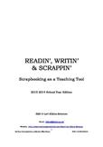 Readin', Writin' & Scrappin':  Scrapbooking as a Teaching Tool