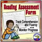 Reading Assessment Form