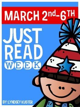 Just Read Week!