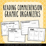 Reading Comprehension Graphic Organizers (set of 16!)