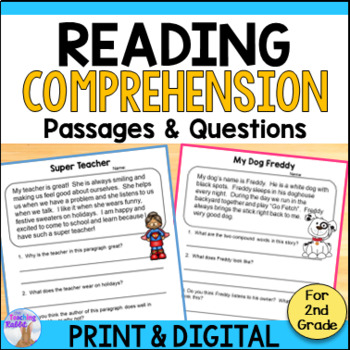Reading Comprehension Passages (Primary)