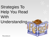Reading Comprehension Skills & Strategies Year 5 - 10