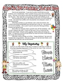 Reading Comprehension and Vocabulary Passages and Activities