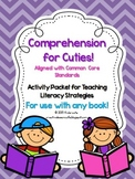 Reading Comprehension Worksheets and Activities