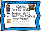 Reading Connections:  Making Sense of What I'm Reading Min