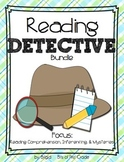 Reading Detectives Bundle: Mystery, Inferences, and Compre