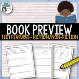 Text Features - Fiction and Non-Fiction Books