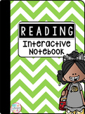 Reading Flaps for Interactive Notebooks EDITABLE