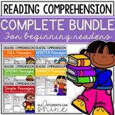 Reading Comprehension GROWING BUNDLE