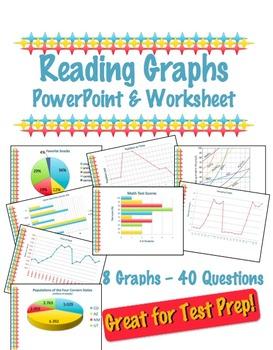Reading Graphs - Science & Math Test Prep