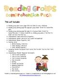 Reading Group Comprehension Pack-Kindergarten