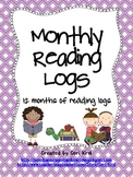 Reading Logs- 12 months