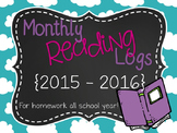 Reading Logs {2015-2016}