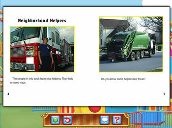 Reading - Neighborhood Helpers